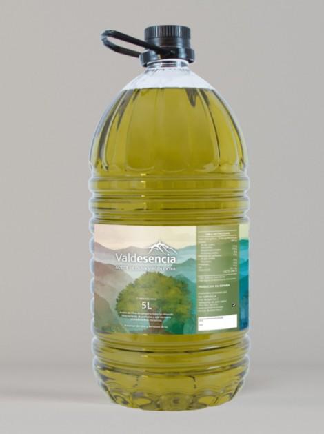Valdesencia PET 5L Aceite de Oliva Virgen Extra