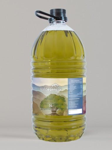Aceite de Oliva Virgen Valdesencia 5L (Caja de 3 Unidades)