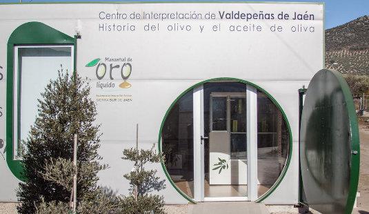 Centro de Interpretación de la historia del olivar.