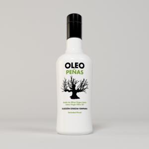 Oleopeñas 500ml. Aceite de Oliva Virgen Extra.