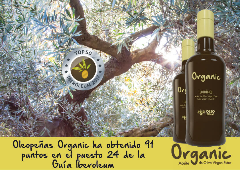 organic iberoleum
